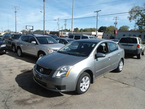 2007 Nissan Sentra for sale at G T Motorsports in Racine WI