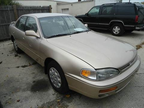 1996 Toyota Camry for sale at G T Motorsports in Racine WI