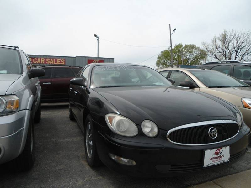 2006 Buick LaCrosse for sale at G T Motorsports in Racine WI