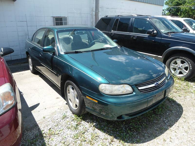 2000 Chevrolet Malibu for sale at G T Motorsports in Racine WI