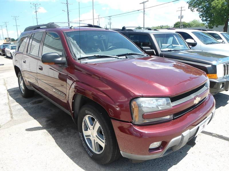2004 Chevrolet TrailBlazer EXT for sale at G T Motorsports in Racine WI