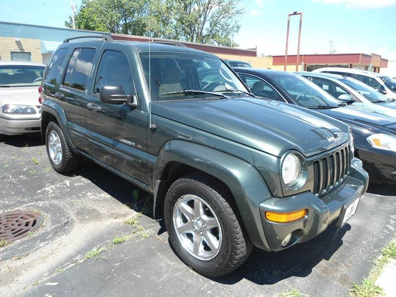 2003 Jeep Liberty for sale at G T Motorsports in Racine WI