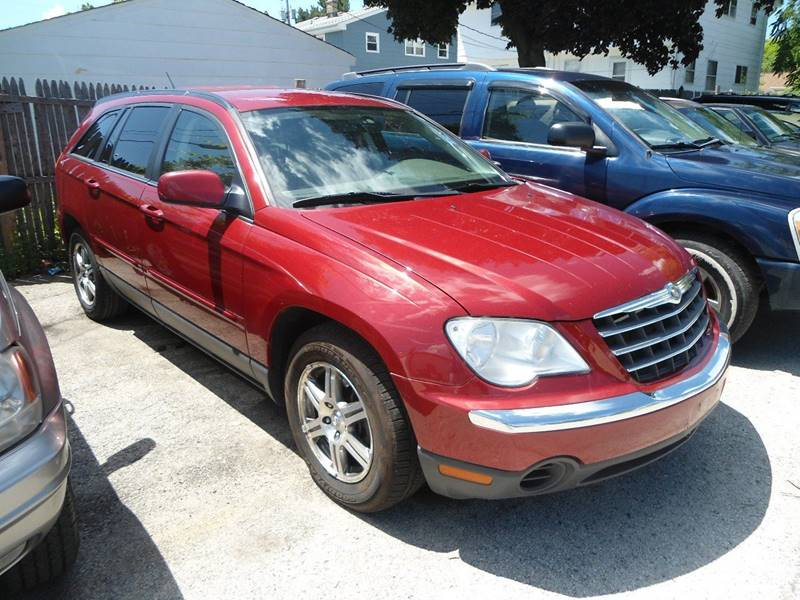 2007 Chrysler Pacifica for sale at G T Motorsports in Racine WI