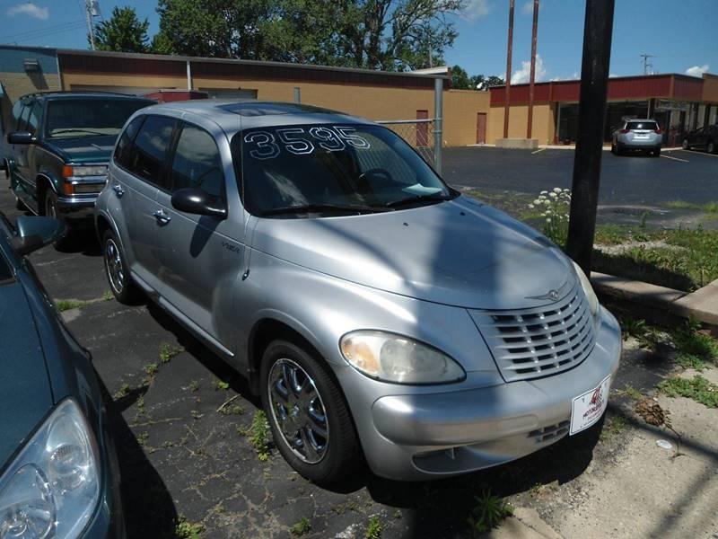 2003 Chrysler PT Cruiser for sale at G T Motorsports in Racine WI