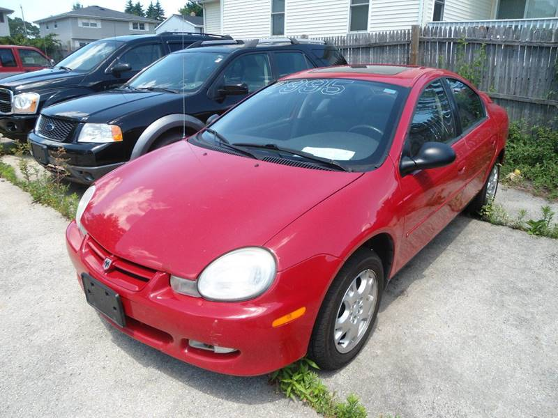 2002 Dodge Neon for sale at G T Motorsports in Racine WI