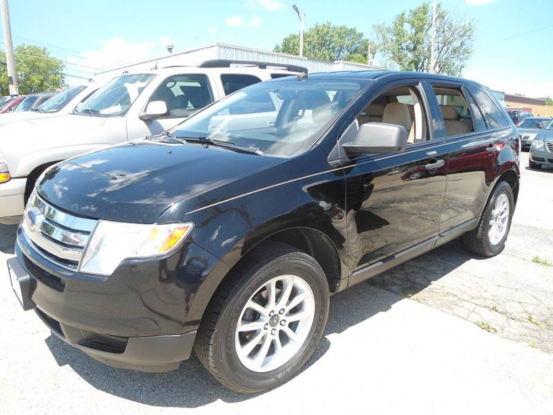 2008 Ford Edge for sale at G T Motorsports in Racine WI