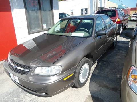 2002 Chevrolet Malibu for sale at G T Motorsports in Racine WI