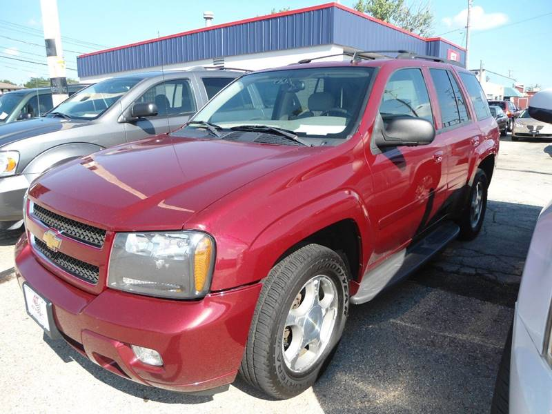 2006 Chevrolet TrailBlazer for sale at G T Motorsports in Racine WI