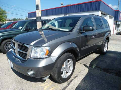 2008 Dodge Durango for sale at G T Motorsports in Racine WI