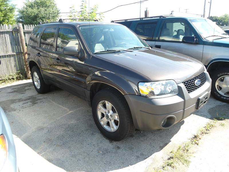 2006 Ford Escape for sale at G T Motorsports in Racine WI