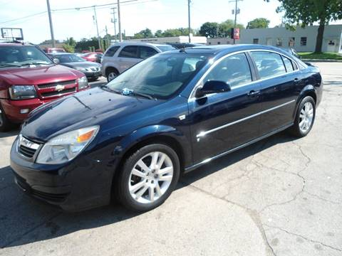 2007 Saturn Aura for sale at G T Motorsports in Racine WI