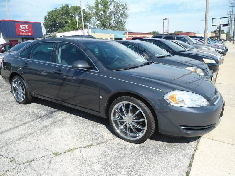 2008 Chevrolet Impala for sale at G T Motorsports in Racine WI