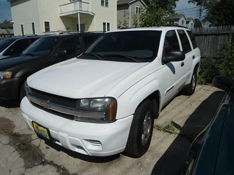 2004 Chevrolet TrailBlazer for sale at G T Motorsports in Racine WI