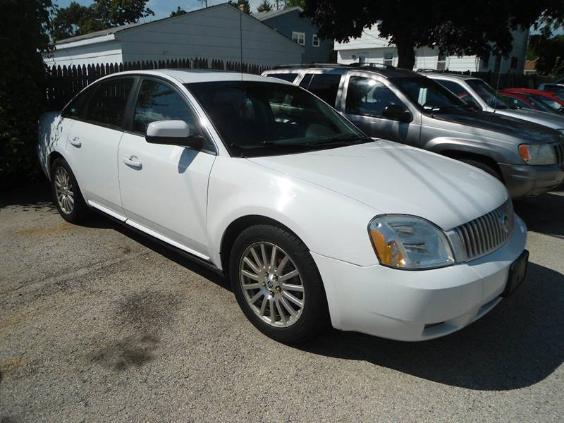 2007 Mercury Montego for sale at G T Motorsports in Racine WI