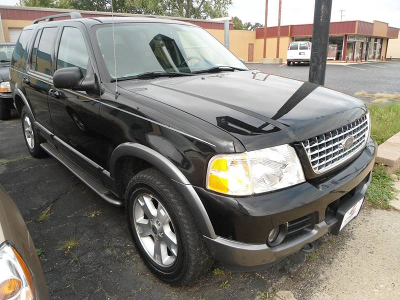 2003 Ford Explorer for sale at G T Motorsports in Racine WI