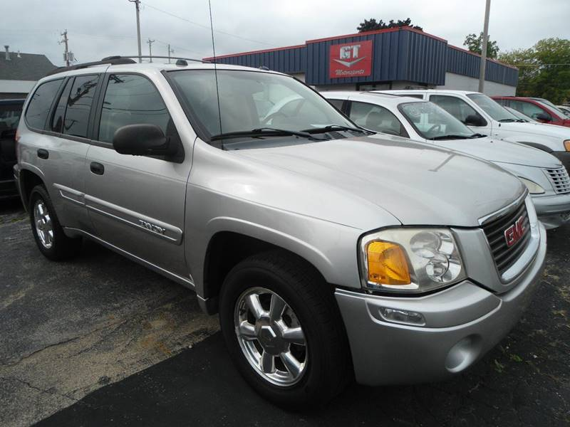 2005 GMC Envoy for sale at G T Motorsports in Racine WI