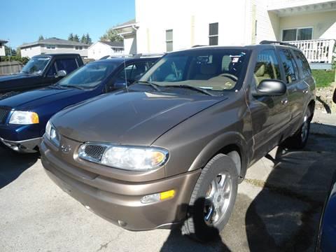2003 Oldsmobile Bravada for sale at G T Motorsports in Racine WI