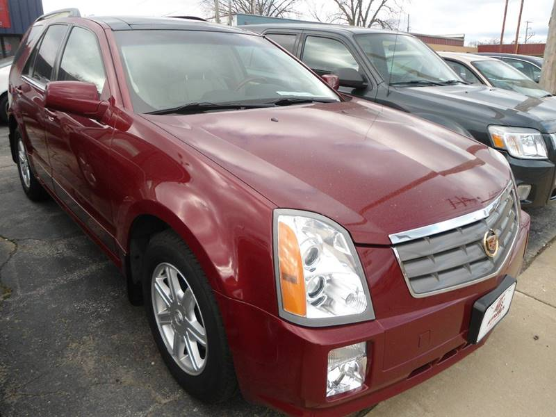2005 Cadillac SRX for sale at G T Motorsports in Racine WI