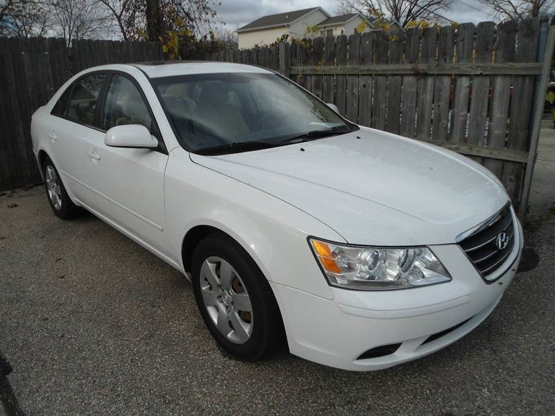 2009 Hyundai Sonata for sale at G T Motorsports in Racine WI