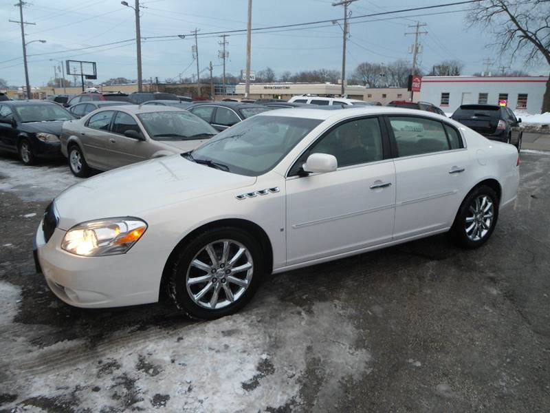 2006 Buick Lucerne for sale at G T Motorsports in Racine WI