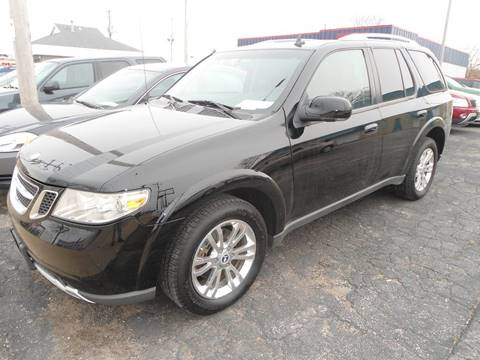 2008 Saab 9-7X for sale at G T Motorsports in Racine WI