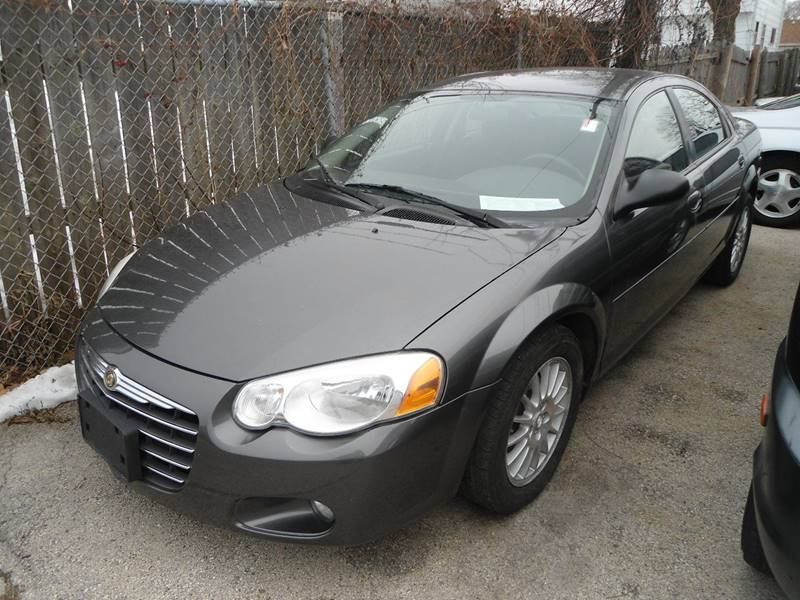 2005 Chrysler Sebring for sale at G T Motorsports in Racine WI