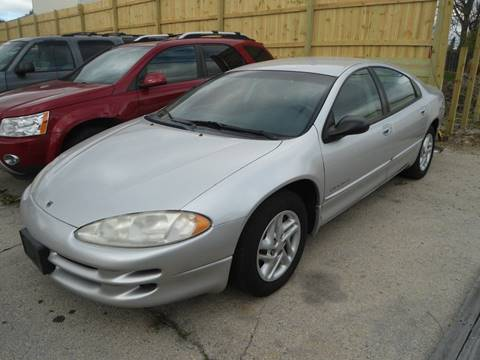 2001 Dodge Intrepid for sale at G T Motorsports in Racine WI
