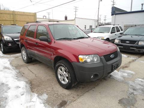 2005 Ford Escape for sale at G T Motorsports in Racine WI