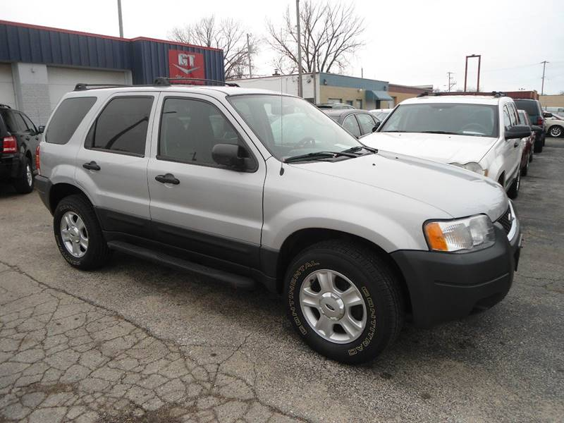 2004 Ford Escape for sale at G T Motorsports in Racine WI