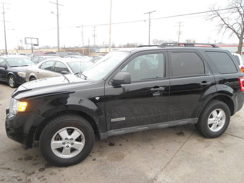2008 Ford Escape for sale at G T Motorsports in Racine WI