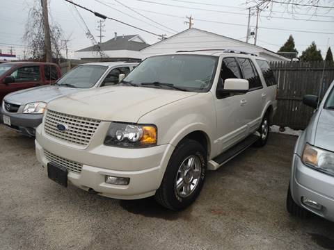 2005 Ford Expedition for sale at G T Motorsports in Racine WI