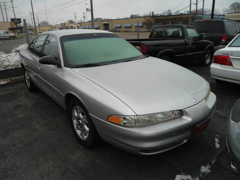2001 Oldsmobile Intrigue for sale at G T Motorsports in Racine WI
