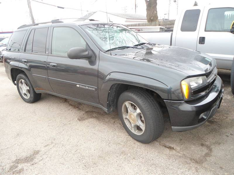 2004 Chevrolet TrailBlazer for sale at G T Motorsports in Racine WI