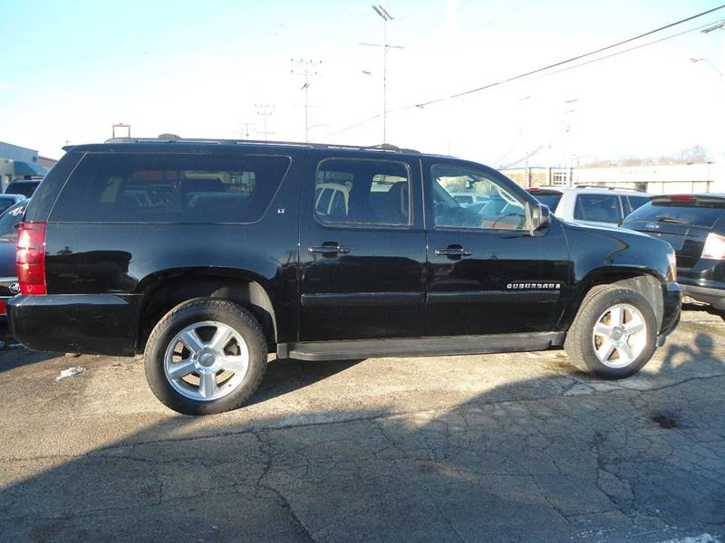 2008 Chevrolet Suburban for sale at G T Motorsports in Racine WI