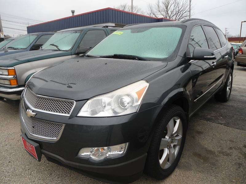 2009 Chevrolet Traverse for sale at G T Motorsports in Racine WI