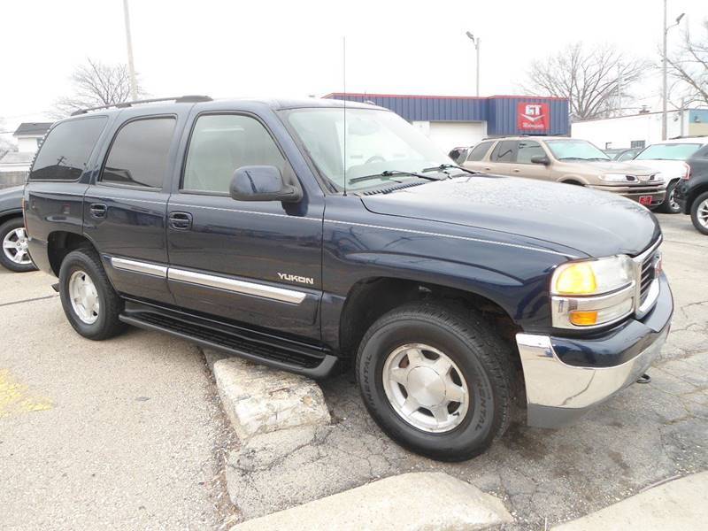 2004 GMC Yukon for sale at G T Motorsports in Racine WI