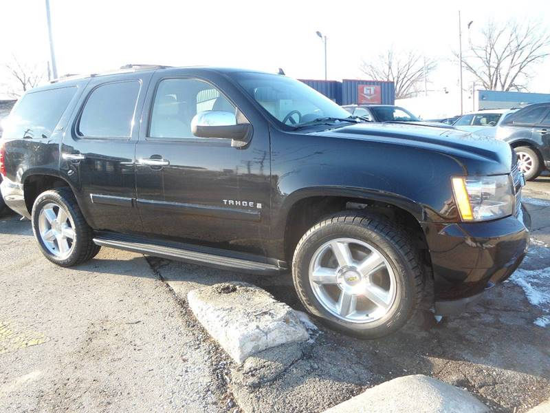 2007 Chevrolet Tahoe for sale at G T Motorsports in Racine WI