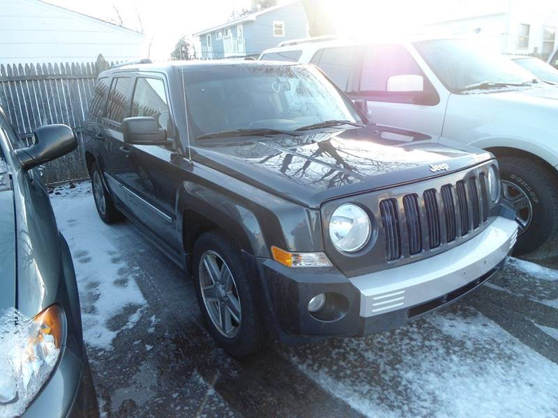 2008 Jeep Patriot for sale at G T Motorsports in Racine WI