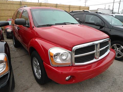 2006 Dodge Durango for sale at G T Motorsports in Racine WI