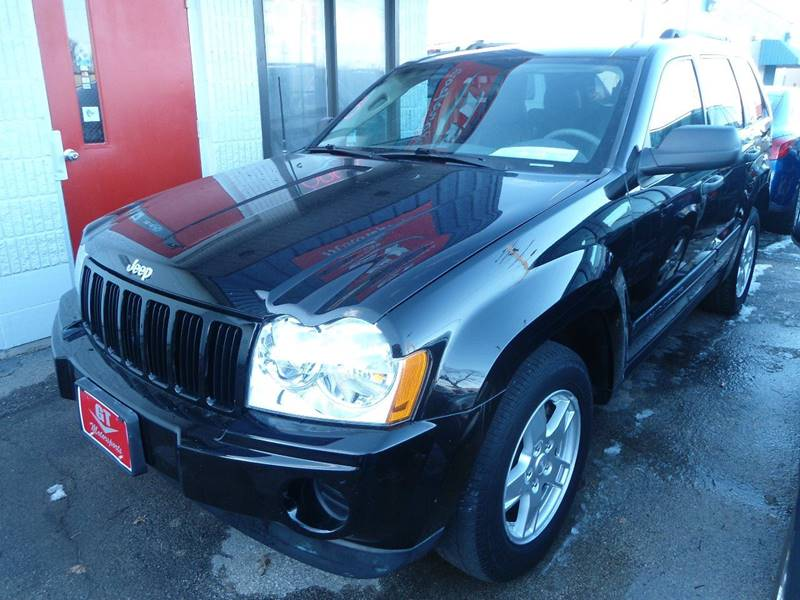 2006 Jeep Grand Cherokee for sale at G T Motorsports in Racine WI