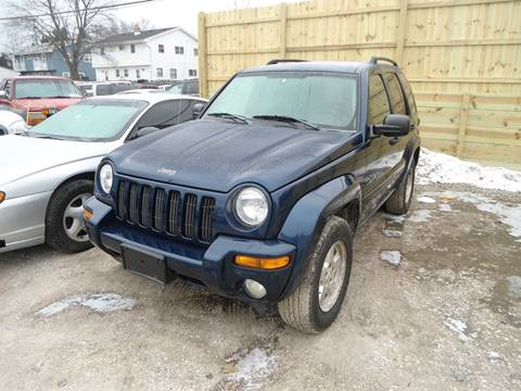 2004 Jeep Liberty for sale at G T Motorsports in Racine WI