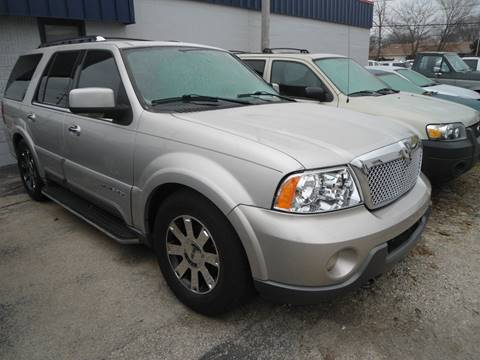 2003 Lincoln Navigator for sale at G T Motorsports in Racine WI
