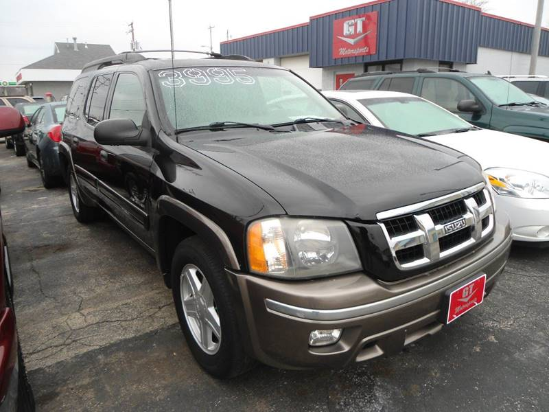2003 Isuzu Ascender for sale at G T Motorsports in Racine WI
