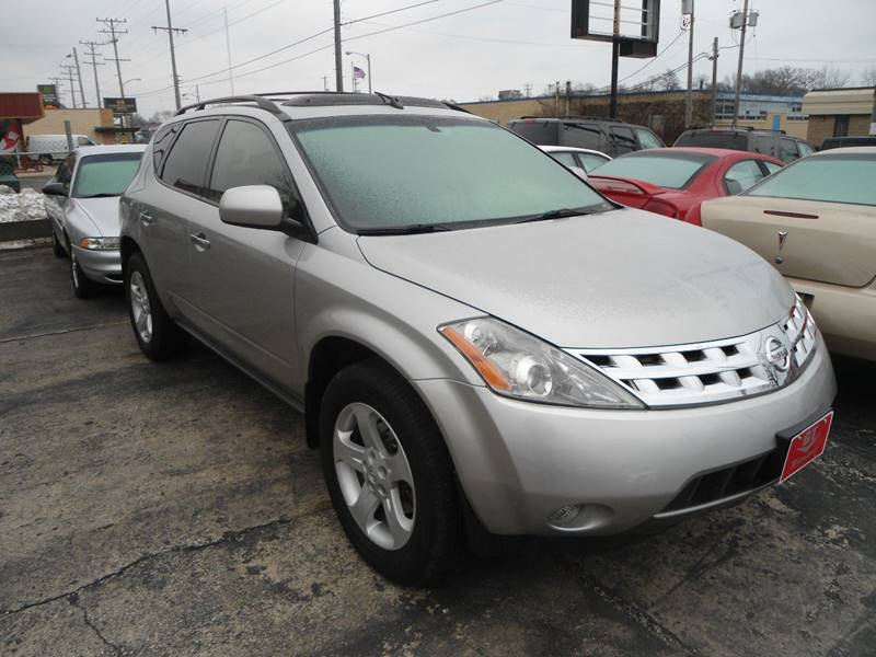 2005 Nissan Murano for sale at G T Motorsports in Racine WI
