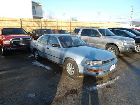 1992 Toyota Camry for sale at G T Motorsports in Racine WI