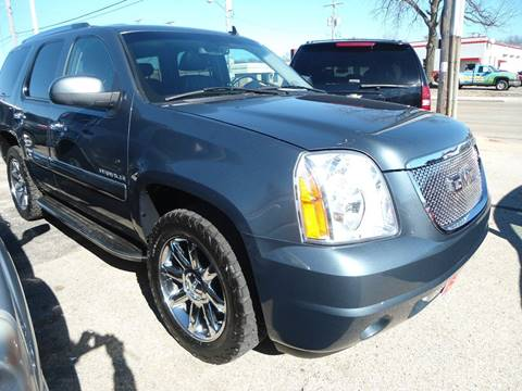 2007 GMC Yukon for sale at G T Motorsports in Racine WI