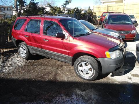 2003 Ford Escape for sale at G T Motorsports in Racine WI