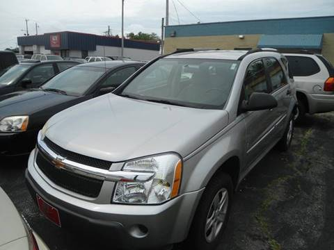 2006 Chevrolet Equinox for sale at G T Motorsports in Racine WI