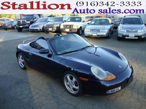 1999 Porsche Boxster for sale in Roseville, CA