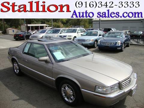 1999 Cadillac Eldorado for sale in Roseville, CA